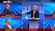 Akit TV sunucusunun FETÖ sorusu karşısında zor anları