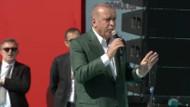 Erdoğan ve Bahçeli ilk ortak mitingi İzmir'de yaptı