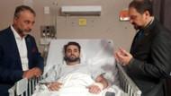 Yeni Zelanda terör saldırısına maruz kalmış bir Türk işte böyle görüntülendi