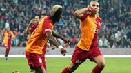 Galatasaray Timsah'ı boğdu