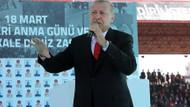 Erdoğan: İstanbul'u Konstantinapol yapamayacaksınız