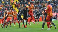 Beşiktaş 1 puanı 90. dakikada Caner ile aldı!