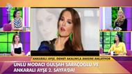 Gülşah Saraçoğlu'nun canlı yayındaki halleri izleyicileri çileden çıkardı