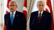 Kılıçdaroğlu: Bahçeli beni hayal kırıklığına uğrattı
