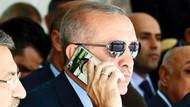 Erdoğan'ın objektiflere takılan telefon kılıfı dikkat çekti