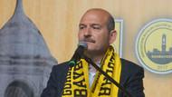 Soylu: Apo'nun yeğeni, Saadet Partisi için kapı kapı dolaşıyor