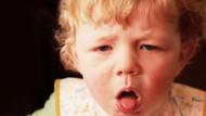 Çocuklarda kronik öksürüklere dikkat!
