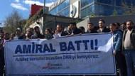 CHP'den Demirören Medya Grubu'na protesto: Amiral battı