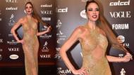 Mick Jagger'ın eski sevgilisi Luciana Gimenez çok iddialı