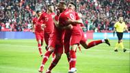 Şenol Güneşli Milli Takım Moldova'yı gol yağmuruna tuttu