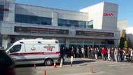 Son dakika: Kayseri Havalimanı'nda silah sesleri! Yaralılar var