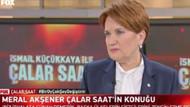 Meral Akşener: Erdoğan'ı FETÖ ile el sıkıştıran güç kimdir?