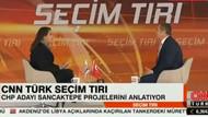 Cnn Türk yine yaptı! CHP'li adayın yayınını kestiler