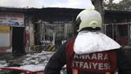 Son dakika: Ankara'da yangın faciası! 5 kişi öldü