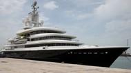 Rus milyarder 436 milyon dolarlık yatını eski eşinden geri aldı