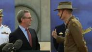Avustralya genelkurmay başkanı, bakanın basın konferansına müdahale etti