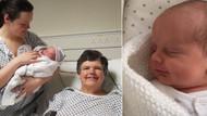 Taşıyıcı anneanne: 55 yaşındaki kadın, kendi torununu doğurdu