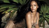 Rihanna, iç çamaşırı çekimlerinde sınırları zorladı