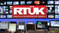 RTÜK 8 yılda medyaya 16 bin 43 adet yaptırım uyguladı, 250 milyon lira para cezası kesti