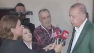 Erdoğan, Karamollaoğlu'na taziyelerini iletti