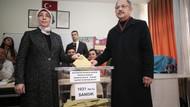 Mehmet Özhaseki'nin sandığından Mansur Yavaş çıktı!
