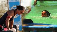 Survivor'da korkunç kaza! Yarışmacılar hemen suya koştu