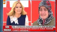 Müge Anlı Gülay Palta'nın annesini buldu!