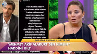 Popstar Aydan'dan Mehmet Akif Alakurt'a: Kazığın ağababasını ye inşallah!