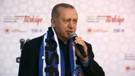 Erdoğan'dan 50 bin konut müjdesi