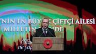 Erdoğan: Spekülatörler, teröristler gibi milli güvenlik sorunu