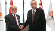 Karamollaoğlu'ndan Erdoğan'a Erbakan yanıtı: Alnımızdan öper