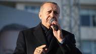 Erdoğan'dan CHP'ye tepki: Yunan gazetelerine manşet oluyorlar