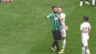 Amedsporlu Mansur Çalar ömür boyu futboldan men edildi