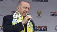 Erdoğan: Ben vatandaşlarıma terörist diyecek kadar enayi miyim?