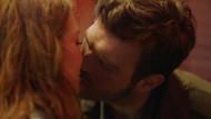 Çarpışma'ya Kadir ve Zeynep'in öpüşme sahnesi damga vurdu!