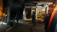 Trabzon'da patlama: 1 ağır yaralı