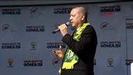 Erdoğan: Bu davada treni terk edenleri, bu can bu tende oldukça bir daha kabul etmeyiz