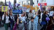 Bodrumlu kadınlardan 8 Mart yürüyüşü