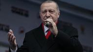 Erdoğan'dan Akşener'e: Hanımefendi milletvekili de değil onunla hesaplaşacağız