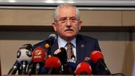 YSK başkanı Güven: İstanbul'da İmamoğlu önde