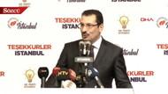 AKP: Binali Yıldırım'ın 17 Bin oyu başkalarına yazıldı