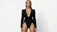 Striptizciyi canlandıran Jennifer Lopez sette!