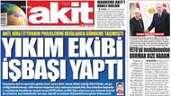 Akit yalanlara doymuyor: CHP Artvin'de ezanı yasaklamış!