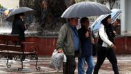 Meteoroloji gün verip uyardı! Yağmur, dolu, yıldırım yolda