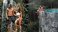 Kelly Castille ve Kody Workman'in havuz pozuna tepki yağdı