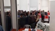 MHP'li ve AKP'liler sayım alanına topluca girdi! Maltepe'deki sayım yarına ertelendi…