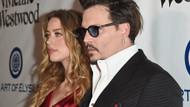 Johnny Depp'ten boşanan Amber Heard: Şiddet gördüm