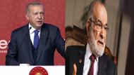 Cumhurbaşkanı Erdoğan'dan Temel Karamollaoğlu'na sert tepki
