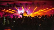 Kayseri'nin ilk rock festivali binlerce müzikseveri buluşturdu