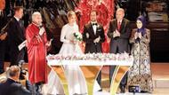 Demirören ve Kalyoncu düğününde Erdoğan'ın korumaları için şok iddia